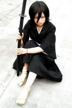 bleach cosplay rukia                                                       …
