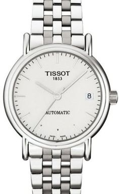Tissot T95148391 Carson Jungfraubahn Limited Edition Mens Silver Automatic Classic Watch