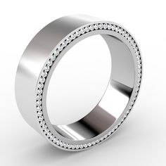 Mens Diamond Platinum Wedding Bands are in style everywhere in the planet. They might be thought of an emblem of social standing. At the moment, not merely