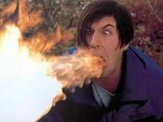Just watched this again today Little Nicky :D Adam Sandler, Love Movie, I Movie, Movies Showing, Movies And Tv Shows, Ariana Grande, Little Nicky, Latest Movie Trailers, You Make Me Laugh