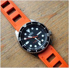 Show off your - Page 404 Seiko Skx, Seiko Watches, Seiko Diver, Profile Pics, Scuba Diving, Diving