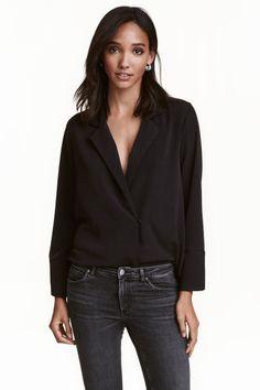 Blusa de crepé | H&M