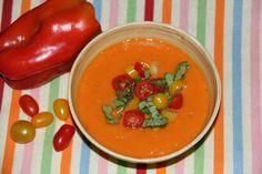 Mango Summer Soup