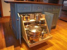 custom pot rack