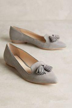 ab62d233726  Fancy  Flat sandals Dizzy Shoes Fashion Grey Loafers