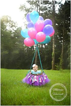 Items similar to Hot Air Balloon Birthday High Chair Banner, High Chair Tutu, First Birthday Banner, Birthday Banner on Etsy Half Birthday Baby, 1st Birthday Banners, Girl First Birthday, Birthday Invitations, Birthday Parties, Birthday Gifts, Birthday Girl Pictures, First Birthday Photos, 6 Month Baby Picture Ideas