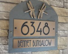 address plaques house number signs address signs - 944×913