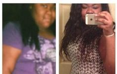 how she went from dumpy to rocking a bikini