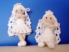 Hope you all remember little angry Angel I posted photo of few weeks ago. asked to try the pattern out. I came out with an Angel … Crochet Dolls Free Patterns, Crochet Doll Pattern, Simply Crochet, Free Crochet, Crochet Hedgehog, Free Angel, Single Crochet Stitch, Angel Ornaments, Yarn Colors