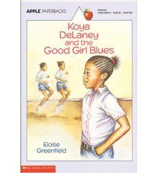 Koya Delaney, an eleven-year-old African-American girl, has trouble expressing anger until her cousin, a popular male singer, comes to town. Books For Black Girls, 4th Grade Books, Teaching Tools, Cool Girl, Blues, Image, Rouge, Teacher Tools, Teaching Aids