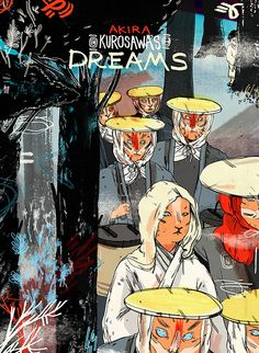 Akira Kurosawa's Dreams. Sometimes overlooked but unforgettable sequences. A masterpiece from a Master.