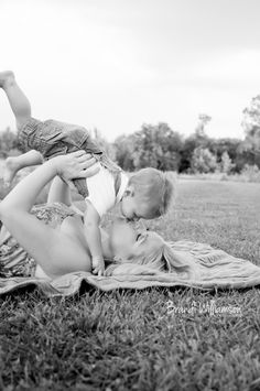 mom & toddler....cutest thing ever!