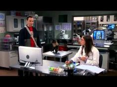 The Big Bang Theory - Best of Amy & Sheldon Revised - YouTube. I love these two.