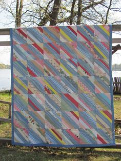 i love string quilts :)