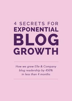 How can I quickly grow my  blog? It's the question on every blogger's mind, whether you're blogging for your business or you're hoping to monetize your blog in t