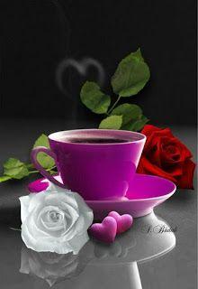 How to Make and Serve Turkish Coffee Tea Cafe, Coffee Cafe, Coffee Drinks, Good Morning Coffee, Coffee Break, Gif Café, Different Types Of Tea, Fruit Tea, Turkish Coffee