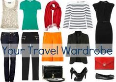 what to pack for weekend travel