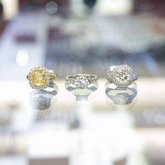 The sun is shining in our showroom today! #Diamondsdirect #ring #wedding #bridal #instalove