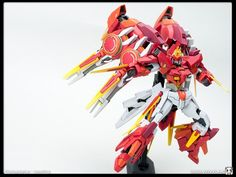 [Modelers-G] HG AGE 'Another Age-3 FX Archangel' | GundamModelKits.com
