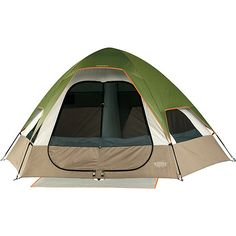 Cheap Wenzel Big Bend Foot Five-Person Two-Room Family Dome Tent sale Best Tents For Camping, Camping And Hiking, Hiking Gear, Tent Camping, Camping Gear, Outdoor Camping, Outdoor Gear, Camping Equipment, Family Tent