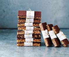 No-bake mars bar slice recipe | FOOD TO LOVE