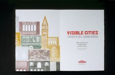 Title Page from Visible Cities