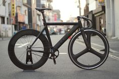 LEADER BIKE 725TR CUSTOM!!!!!!   LEADER BIKE総代理店 【BROTURES YOKOHAMA】横浜のピストバイクショップ