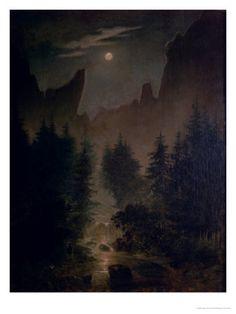 Caspar David Friedrich (Greifswald, 5 de septiembre de 1774 – Dresde, 7 de mayo de 1840) fue el principal representante de la pintura romántica alemana en el ámbito del paisajismo.