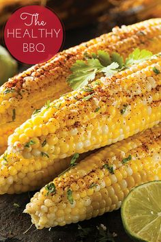 It's easy to eat healthy with this delicious grilled corn on the cob recipe from Traeger Grills.