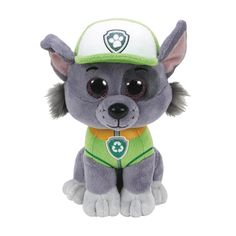 Pack up your pup packs and rescue the city from danger with the Paw Patrol  Rocky Medium! Dressed up in his recycling uniform 275ddb82645a