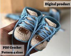 Crochet PATTERN Baby Shoe Pattern 4 Sizes Baby Booty Pattern   Etsy Crochet Baby Boots Pattern, Baby Shoes Pattern, Crochet Baby Shoes, Shoe Pattern, Crochet Baby Booties, Baby Patterns, Crochet Patterns, Preemie Crochet, Crochet Car