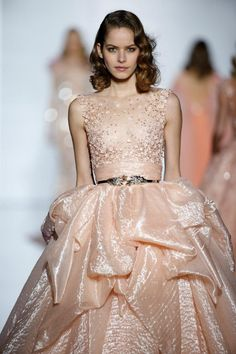 Spring Summer 2015- Haute Couture  Marco Sevirini
