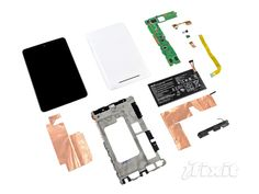 iFixit smonta pezzo per pezzo il nuovo ASUS Nexus 7 Nexus Tablet, Nexus 7, Macbook Pro, Google Nexus, Tablets, Slot, Android, News, Amazing