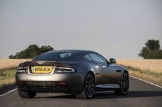 The Aston Martin DB9 GT is the most elegant expression of a sports grand tourer, its DNA echoing the iconic DB GT models of its lineage. Discover more at www.astonmartin.com/db9gt