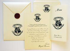 15 anos Harry Potter | Confeitaria de Convites