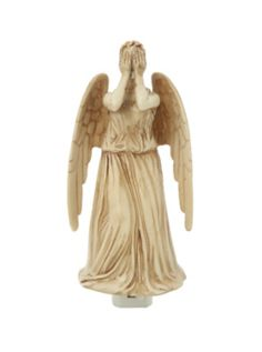 Doctor Who Weeping Angel Night Light... I'm not sure if this is a great idea for kids lol