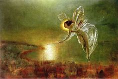 Spirit of the Night by John Atkinson Grimshaw, 1836-1893