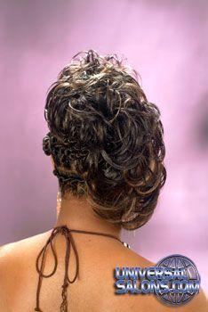 TERRIA-MCDONALD081906-(3) Mohawk Hairstyles, Winter Hairstyles, Black Girls Hairstyles, Pretty Hairstyles, Natural Hair Braids, Braids With Curls, Natural Hair Styles, Short Hair Styles, Curly Hair