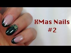 Xmas Nails #2 | Unghie Gioiello | mikeligna