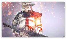 BattleFRONT 1 - Commander Deviss HD Wallpaper for 4K UHD Widescreen desktop & smartphone