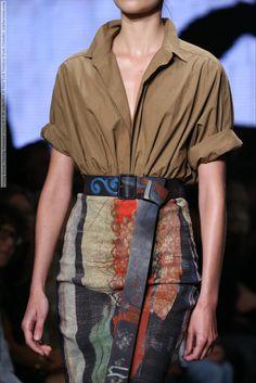 Donna Karan (Spring-Summer 2015) R-T-W collection at New York Fashion Week (Details)  #DonnaKaran #NewYork See full set - http://celebsvenue.com/donna-karan-spring-summer-2015-r-t-w-collection-at-new-york-fashion-week-details/