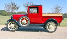 1928 Ford Model A Pickup                                                                                                                                                                                 More