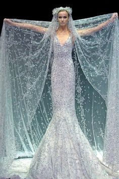 Elie Saab Couture F/W 2007