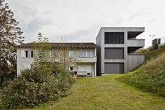 lilin architekten sia gmbh - Neubau und Renovation Mehrfamilienhaus