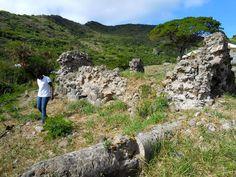 Archeology on Montserrat.