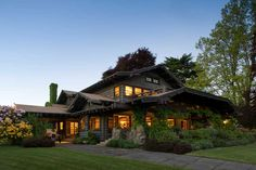 Dreaming Up a Craftsman in Portland, Oregon | Arts & Crafts Homes and the Revival