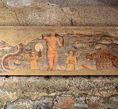 Affreschi di Ostia Antica