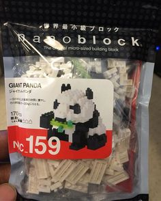 Shoutout to Jacquie for bringing me this nano Lego from Japan!! Thanks Jacs!! 🌴🐼®🌴 #SaveThePandas #lego #Japan #nanoblock #pandas #artistic #lovewhatyoudo #instafresh #dmv #diy #streetwear #streetstyle #illest #igdaily #creativity #classic #diy