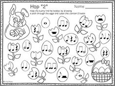 Easter Music No Prep Printables, coloring pages, handouts, sub plans for easter