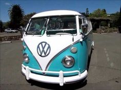 1965 VW Bus video